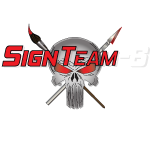 Sign Team 6
